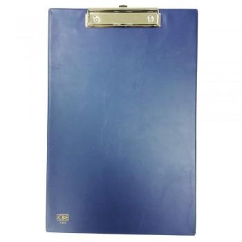 CBE 1340 PVC H-Clip Board (FC) Blue