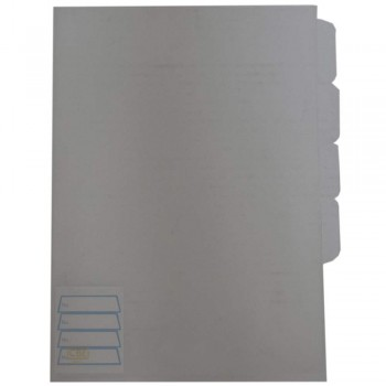 CBE 803A PP Document Holder (A4) WHITE (Item No: B10-100W)