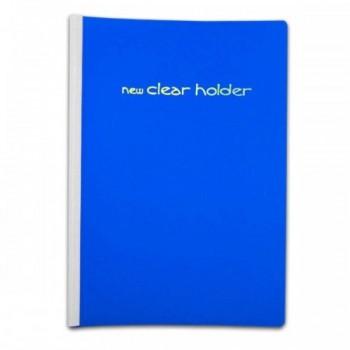 CBE E359F Clear Holder F/C Size - Blue (Item No: B10-14 BL) A1R5B9