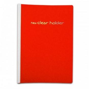 CBE E359F Clear Holder F/C Size - Red (Item No: B10-14 RD) A1R5B9