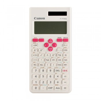 Canon F-715SG-MA Scientific Calculator (Magenta)