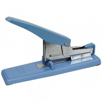 MAX HD-3D HEAVY DUTY STAPLER-75Shts-BLUE (Item No: B07-25BL)
