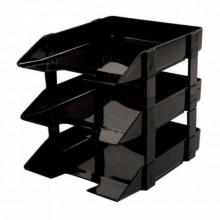 Plastic Desk Document Tray — 3 Tier (Item No: B11-05) A1R5B114
