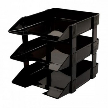 Plastic Desk Document Tray — 3 Tier (Item No: B11-05) A1R5B114