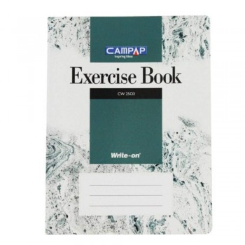 Cw2503 F5 Exercise Book 120P (Item No: C02-11) A1R4B130