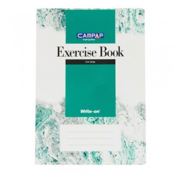 Cw2506 A4 Exercise Book 80P (Item No: C02-13) A1R4B124