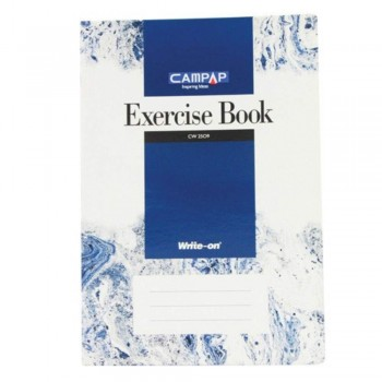 Campap Cw2509 A4 Exercise Book 100P (Item No: C02-16) A1R4B127