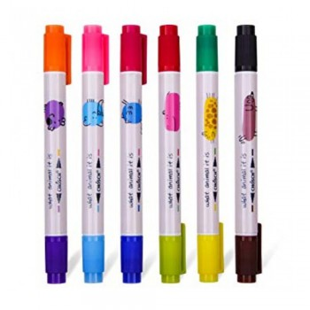 Chosch Washable 6 Water Color Pen (CS-8126)