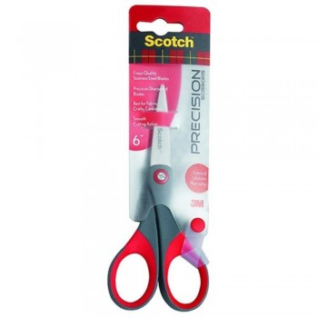 Scotch Precision Scissors — 6-Inches SCOTCH-1446 (Item No: B12-05) A1R3B77
