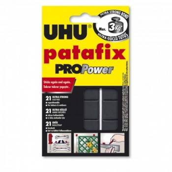 UHU Patafix Pro Power Glue pads (Item No: B04-29) A1R2B125