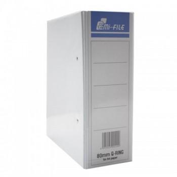 EMI FILE 2D RING FILE- 80MM A4