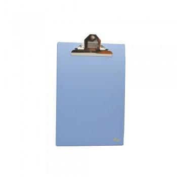 EMI 1496 Jumbo Clipboard F4 - Fancy Blue