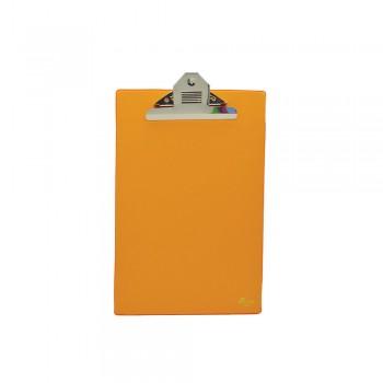 EMI 1496 Jumbo Clipboard F4 - Fancy Orange