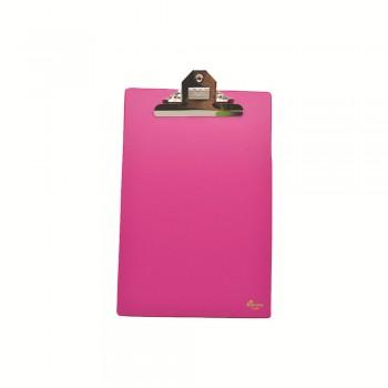 EMI 1496 Jumbo Clipboard F4 - Fancy Pink