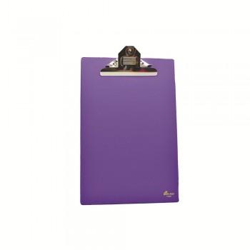 EMI 1496 Jumbo Clipboard F4 - Fancy Purple