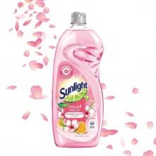Sunlight Dishwashing Liquid Extra Sakura Fresh - 900ML