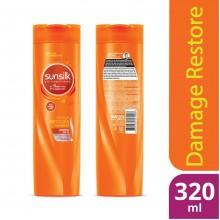 Sunsilk Shampoo 320ml Damage Restore