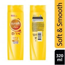 Sunsilk Shampoo 320ml Soft and Smooth