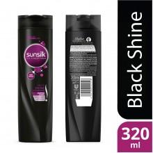 Sunsilk Shampoo 320ml Black Shine