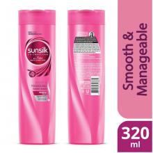 Sunsilk Shampoo 320ml Smooth & Manageable