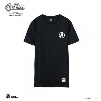 Avengers Series Tee - Thor 05 - Black