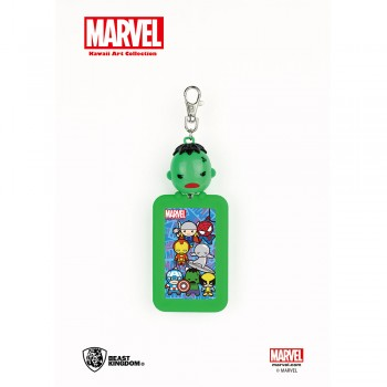 Marvel: Kawaii Art Collection Card Holder - Hulk (MK-CH-HK)