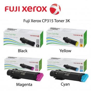 Fuji Xerox CP315 Toner 3K
