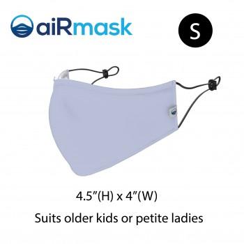 aiRmask Nanotech Cotton Mask Light Blue (S)