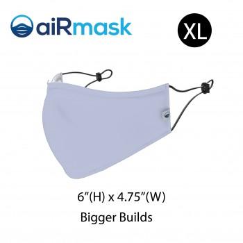 aiRmask Nanotech Cotton Mask Light Blue (XL)