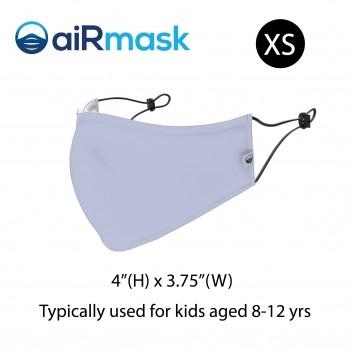 aiRmask Nanotech Cotton Mask Light Blue (XS)