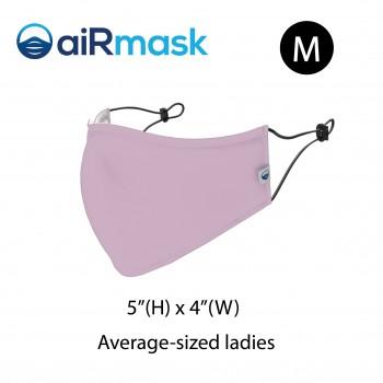 aiRmask Nanotech Cotton Mask Pink (M)