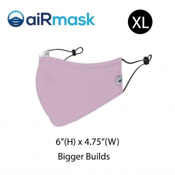 aiRmask Nanotech Cotton Mask Pink (XL)