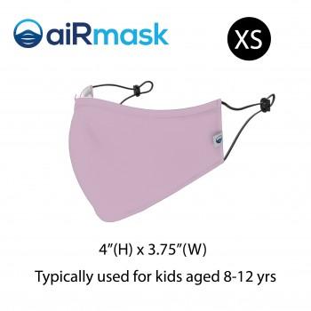 aiRmask Nanotech Cotton Mask Pink (XS)