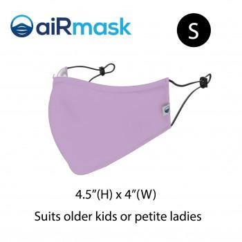 aiRmask Nanotech Cotton Mask Purple (S)
