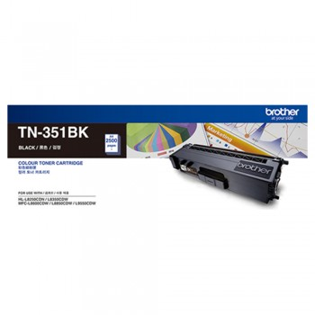 Brother TN-351 Black Toner
