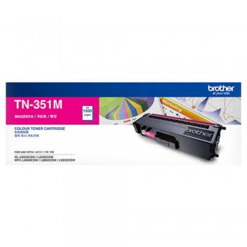 Brother TN-351 Magenta Toner