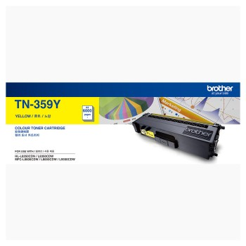 Brother TN-359 Yellow Super High Toner