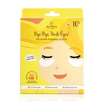 Aufairy Bye-bye, Panda Eyes! Anti-Wrinkle Brightening Eye Mask - 10 pcs