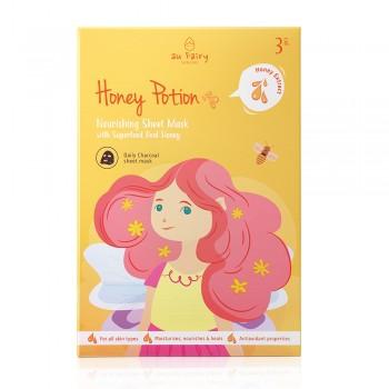 Aufairy Honey Potion Nourishing Mask - 3 pcs