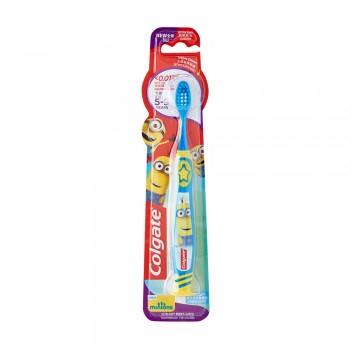 Colgate Kids Minion Toothbrush 5-9 Years