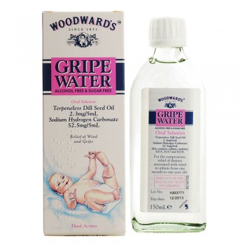 Woodward's Gripe Water (148ml)