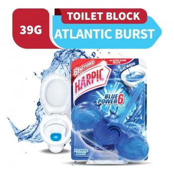Harpic Fresh Power 6 39g Atlantic Burst