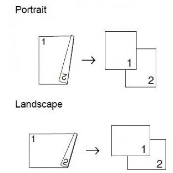 Printing / Photostate B&W Single Side