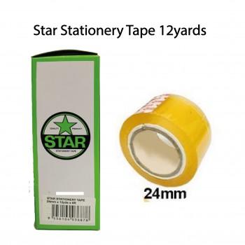 Stationery Tape 24mm X 12yards