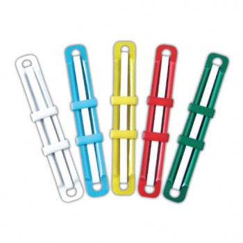 Plastic paper fastener- 8CM 50Set/Box