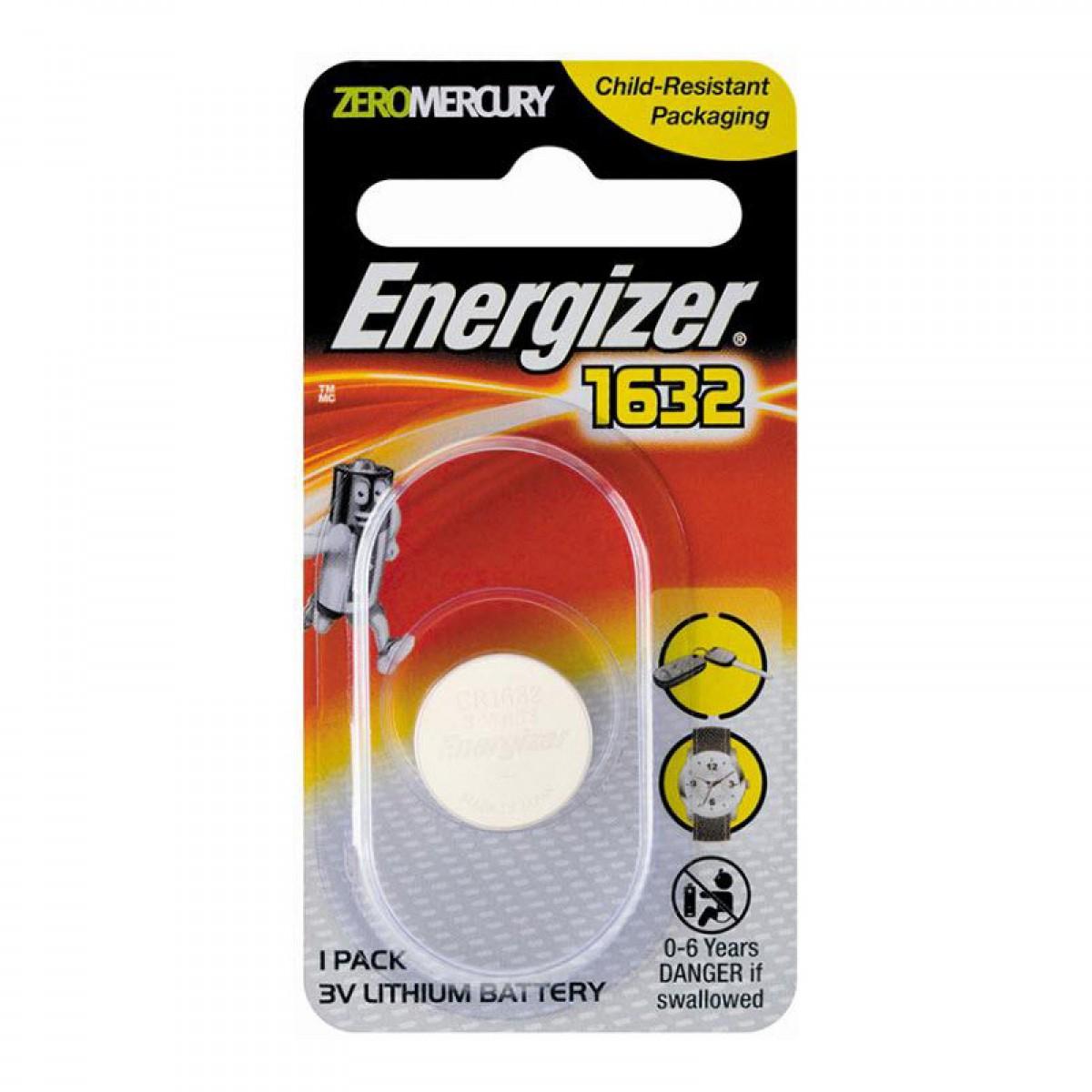 Energizer CR1632 3V Battery