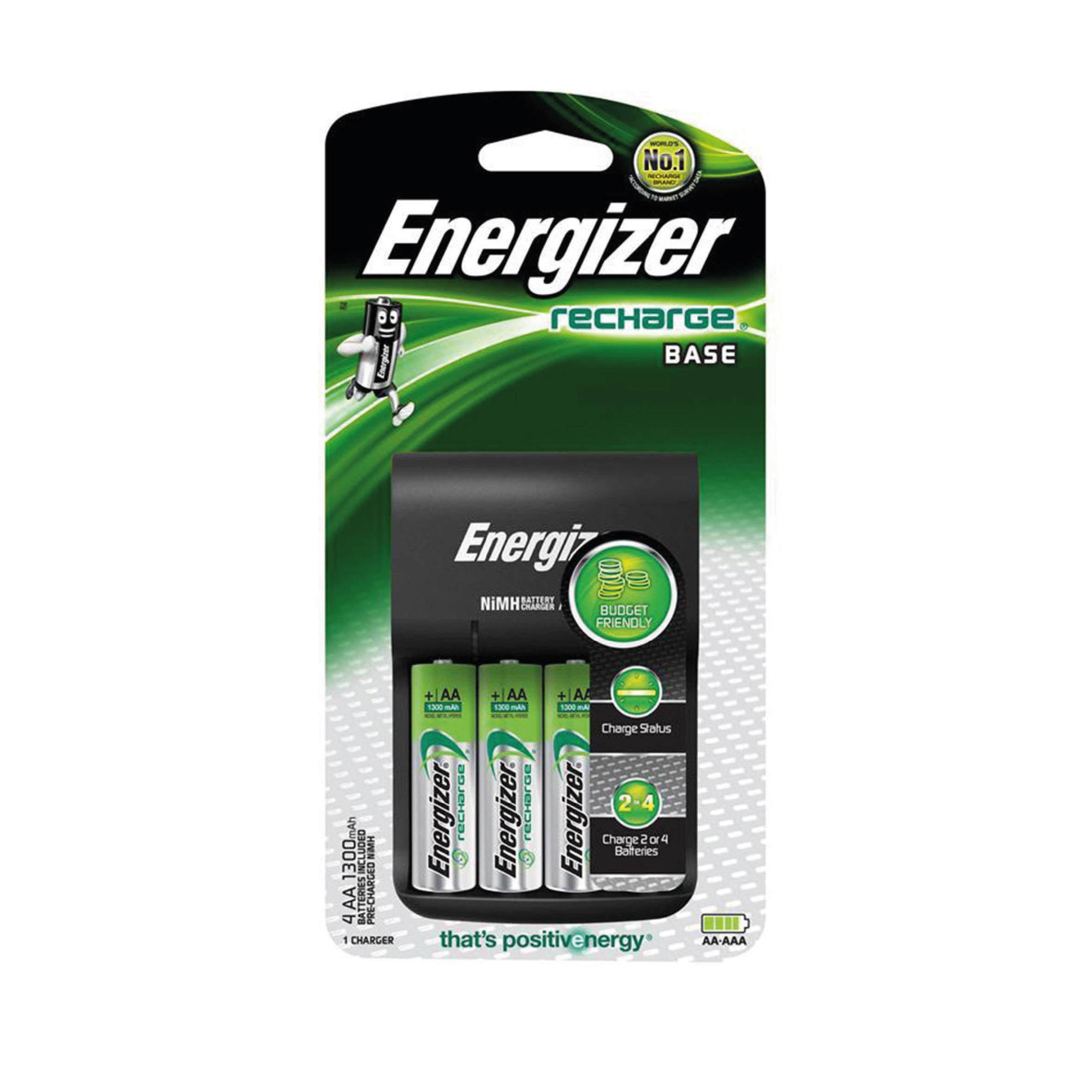 Energizer Base Battery Charger 1300mAh CHVC4