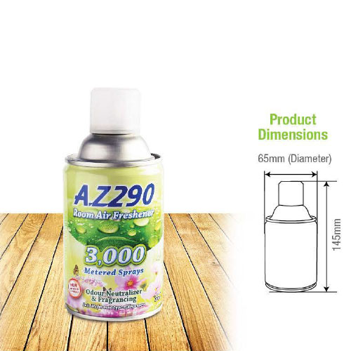 AZ290 Room Air Freshener 290ML (MLX)
